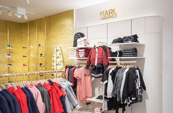 Karl Lagerfeld Kids Outlet Store 05