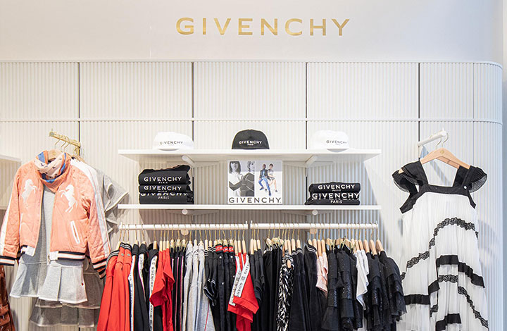 Givenchy Kids Outlet Store