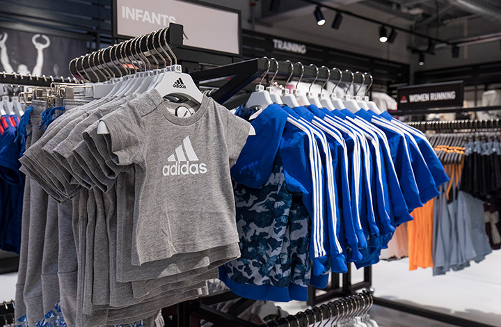 Adidas Outlet Shirts