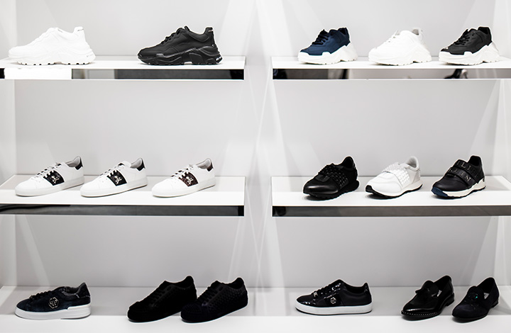 Philipp Plein Outlet Schuhe