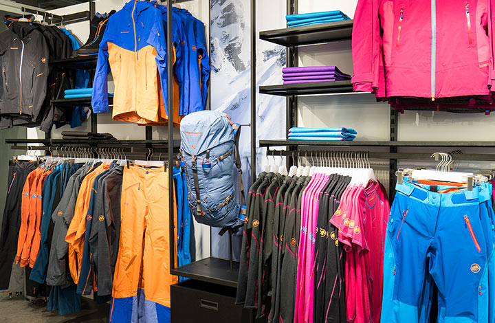 Mammut Outlet Store 01