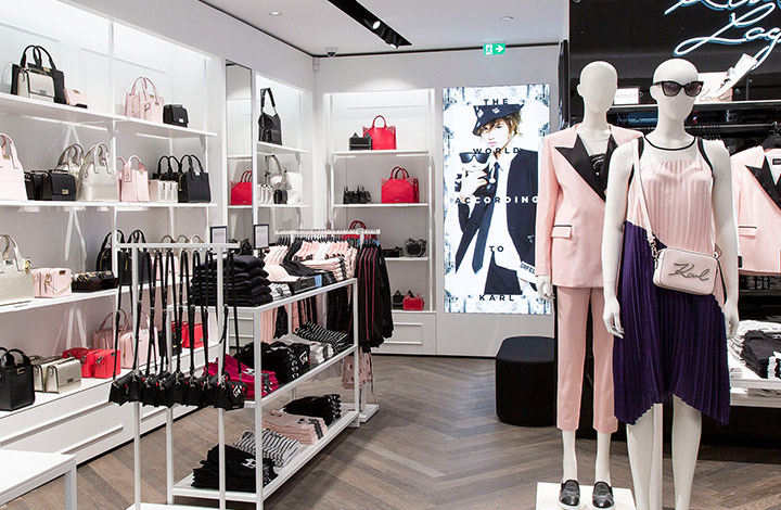 Karl Lagerfeld Outlet Store Damen