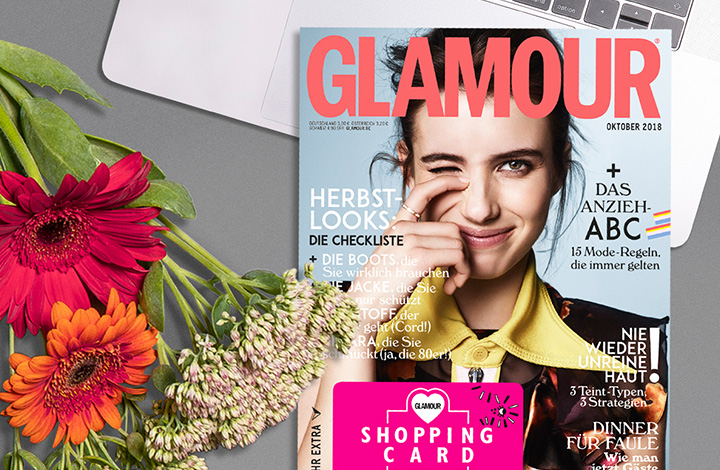Take Part In The GLAMOUR Shopping Week