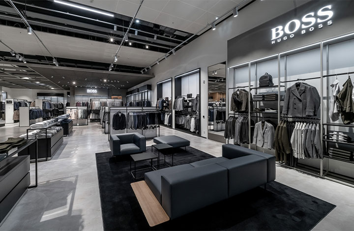 Hugo Boss Outlet - Sofas