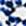 weiß-hellblau-dunkelblau
