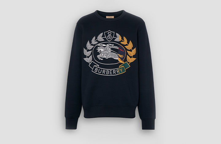Burberry Outlet Pullover
