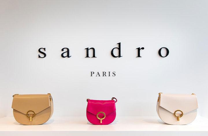 Sandro Paris Outlet Schuhe