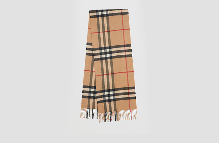 Burberry Outlet Schal
