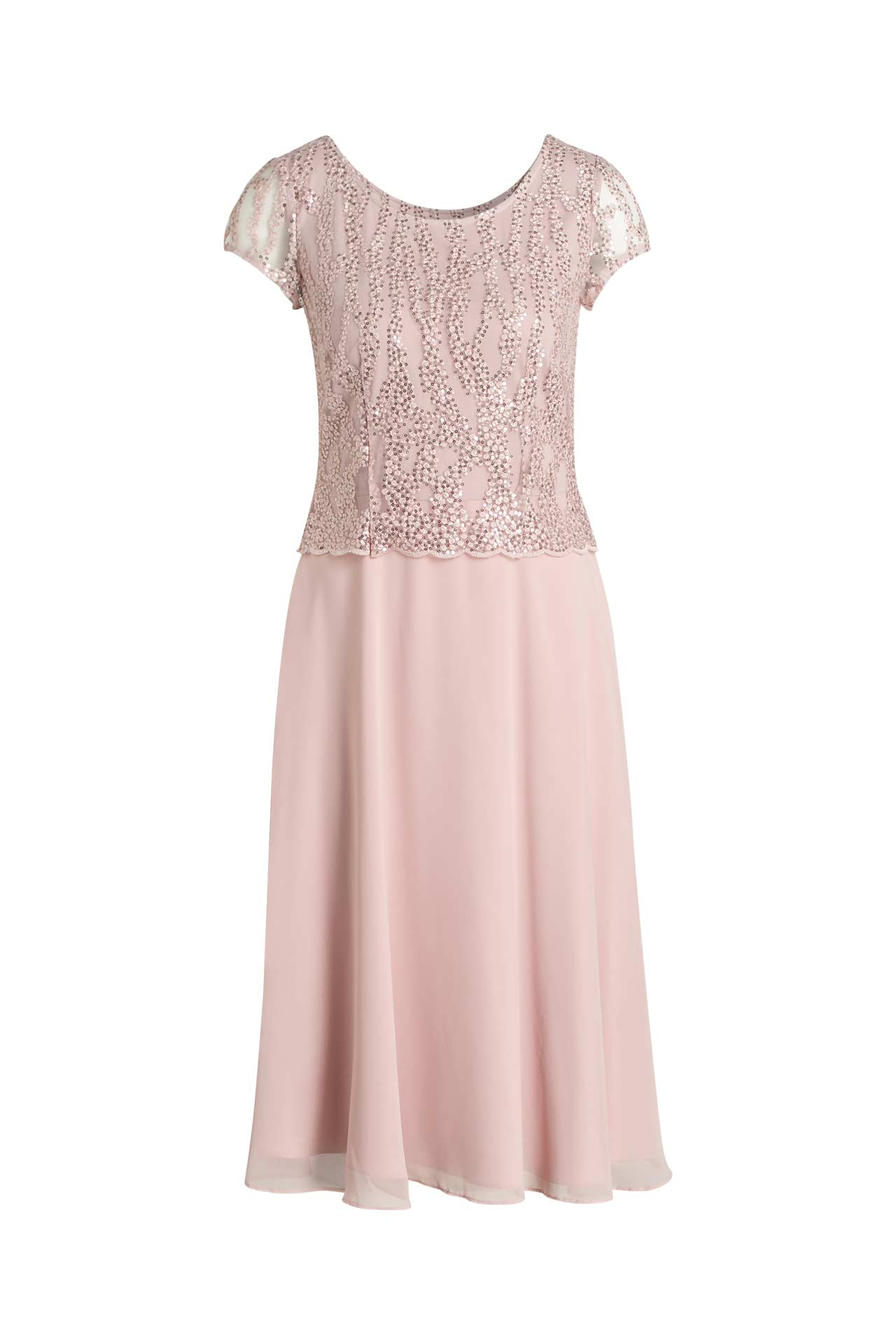 Kleid rosa - VERA MONT » günstig online kaufen ...