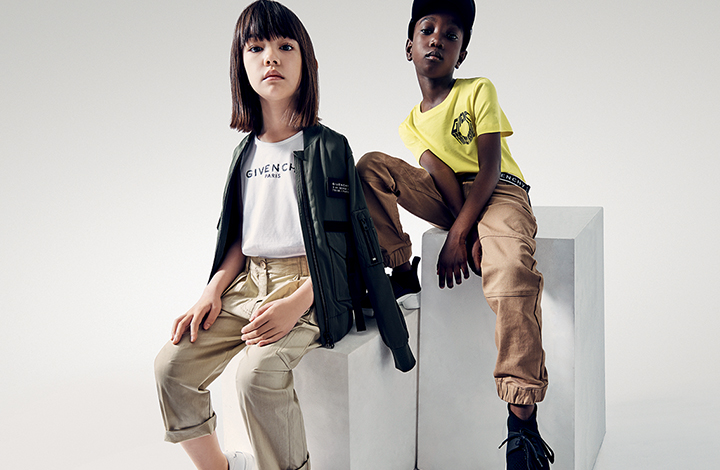 Givenchy Kids Outlet Kinder