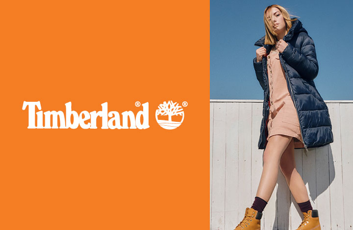 Timberland Outlet Logo Women