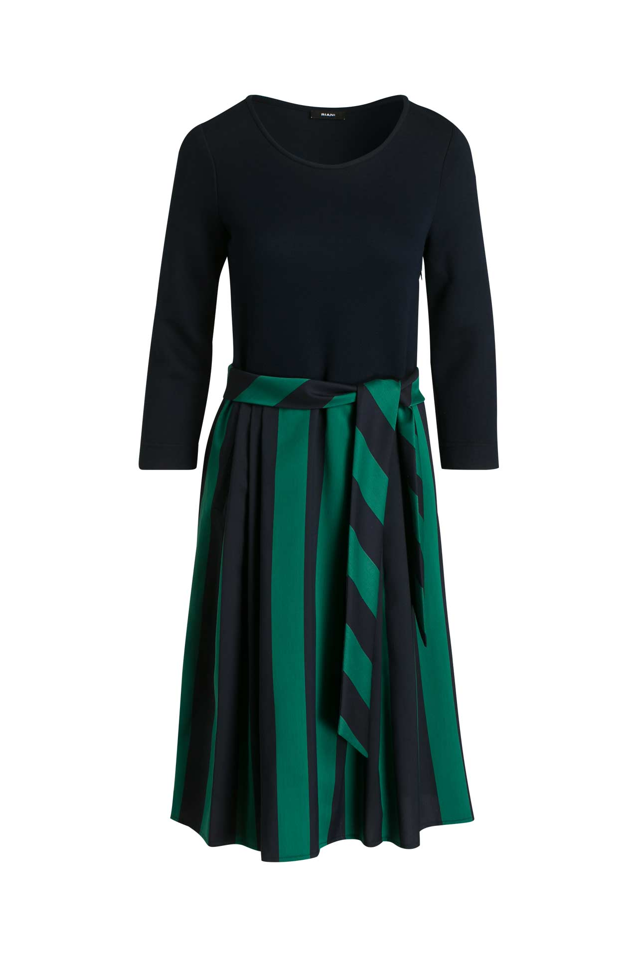 Jerseykleid navy-gestreift - RIANI » günstig online kaufen ...