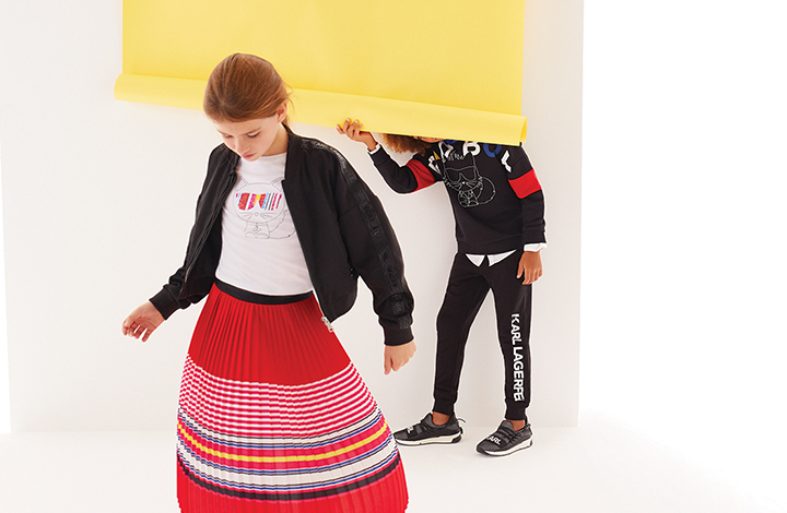 Karl Lagerfeld Kids Outlet Store 03