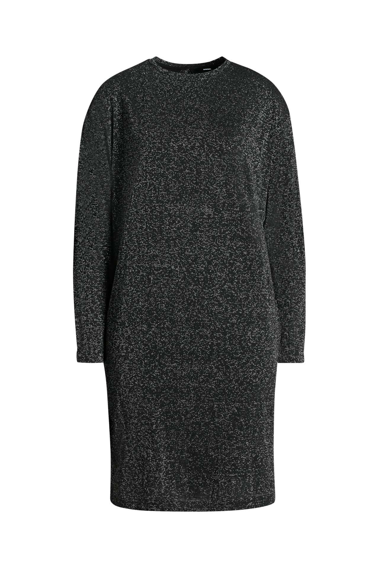 Kleid schwarz - DIESEL » günstig online kaufen ...