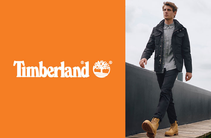 Timberland Outlet Logo Men