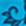 blau-dunkelblau