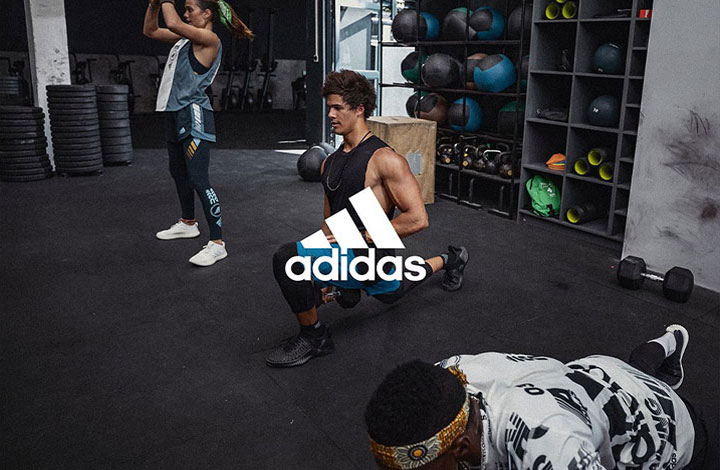 Adidas Outlet Workout