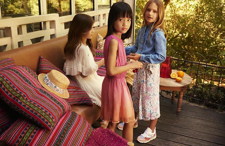 Chloé Kidswear Outlet Kindermode