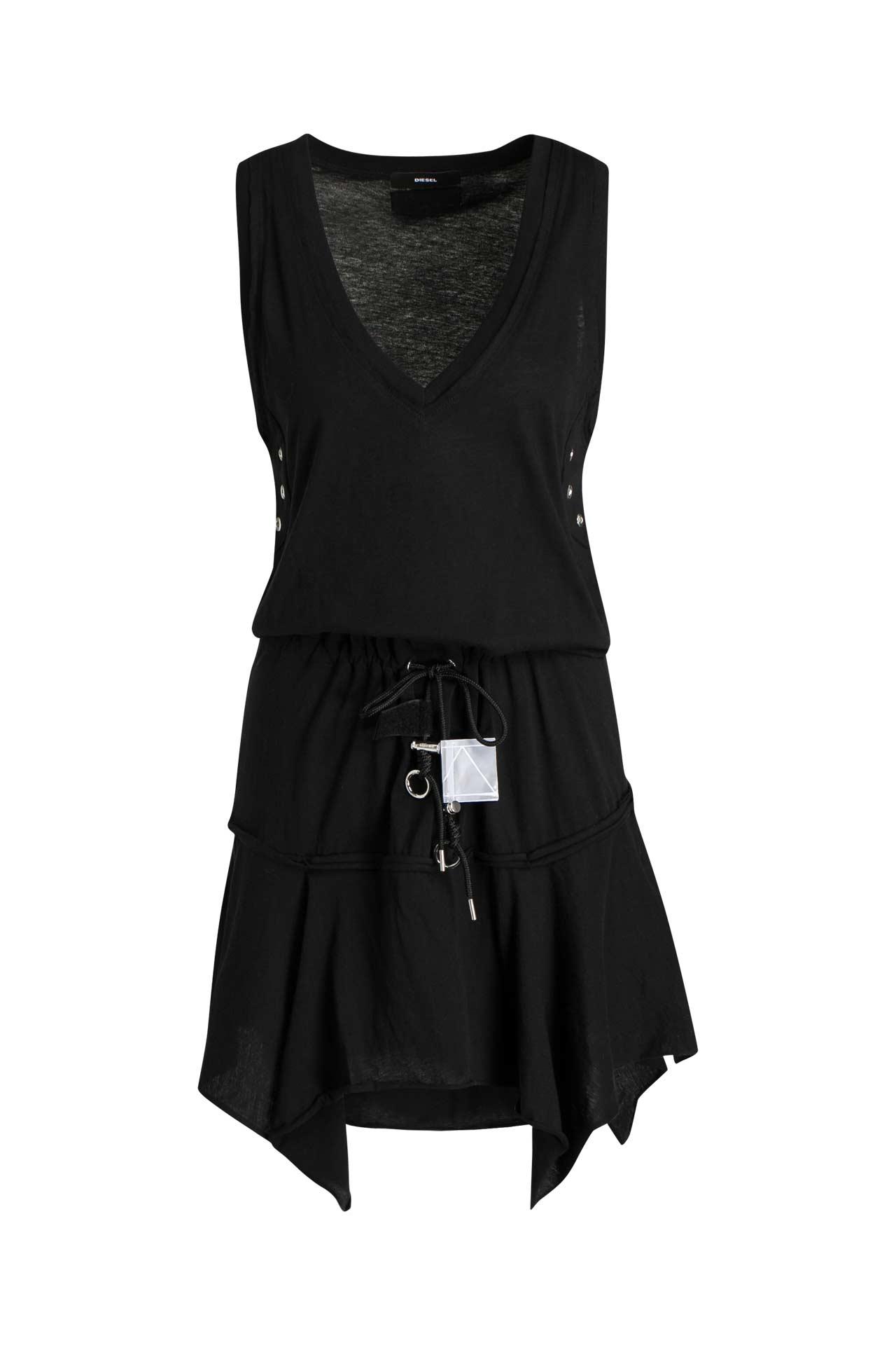 Kleid 'Sloan' schwarz - DIESEL » günstig online kaufen ...