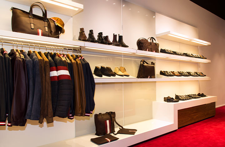 Bally Outlet Store 02