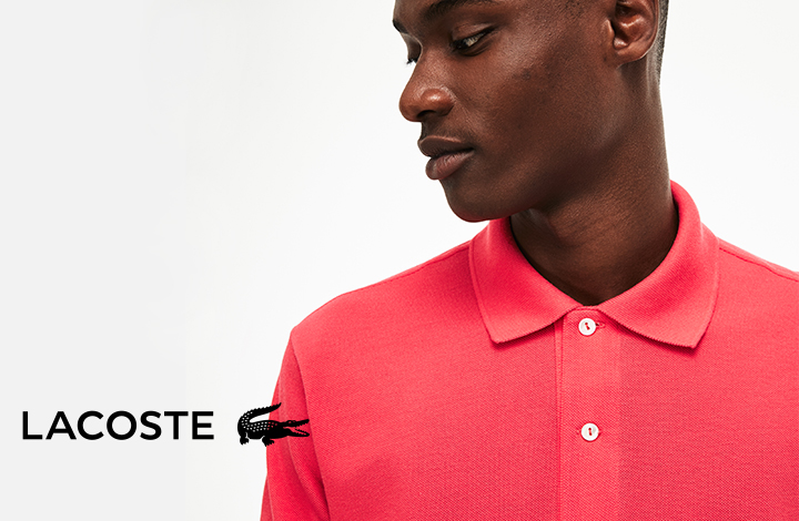 Lacoste Outlet Men