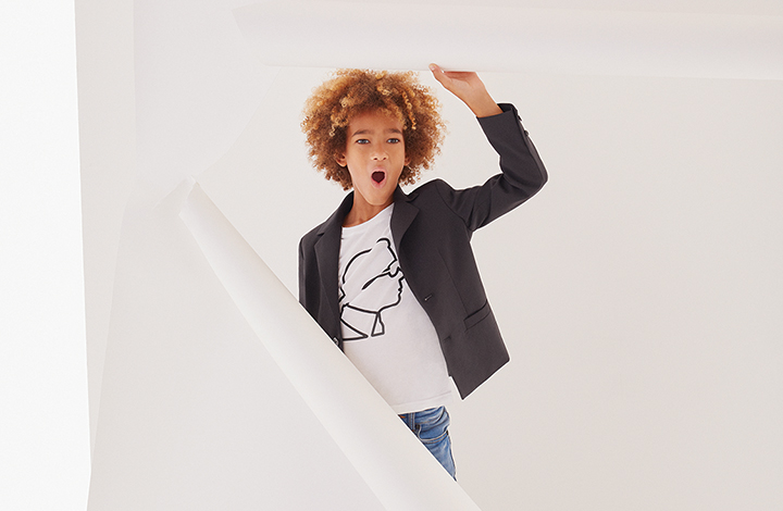 Karl Lagerfeld Kids Outlet Store 01