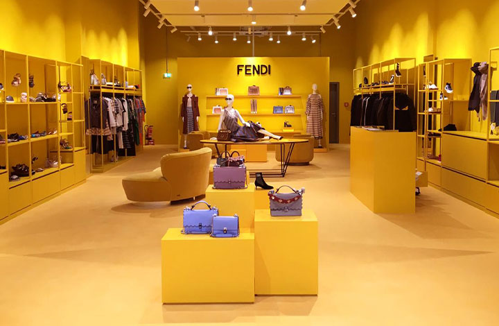 Fendi Outlet Store
