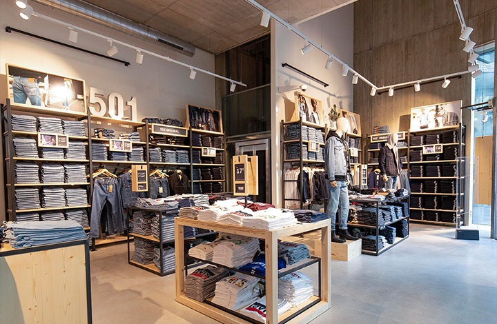 Levis Outlet Store 02