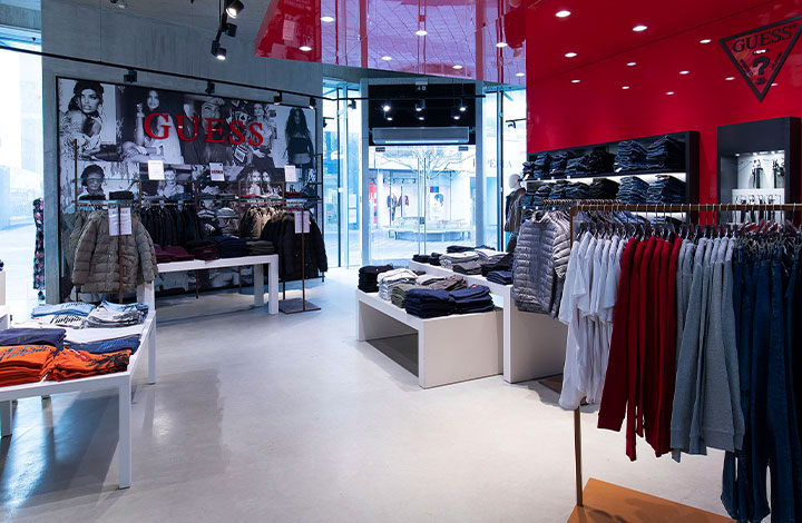 Guess Outlet - Store 02